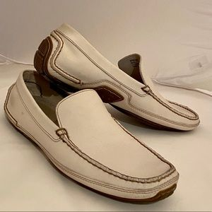 Rockport leather washable footwear loafers